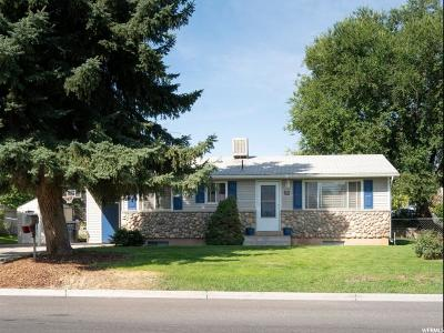 Payson Single Family Home For Sale: 191 N 900 E