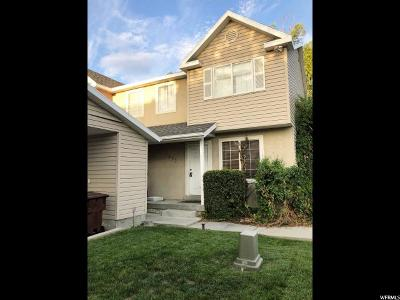 Midvale Townhouse For Sale: 7827 S Holden St