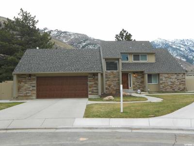 Cottonwood Heights UT Single Family Home For Sale: $650,000