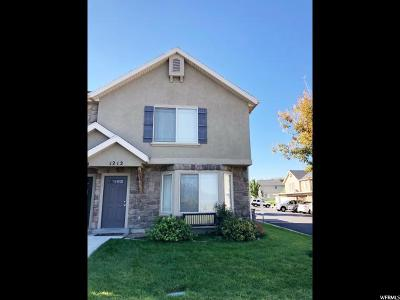 Townhouse For Sale: 1212 E 800 N