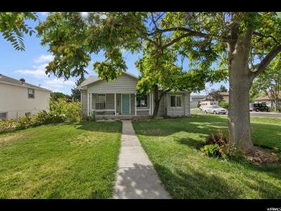 Orem Single Family Home For Sale: 1025 N 200 E