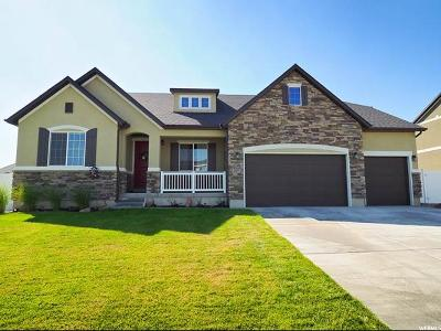 West Jordan Single Family Home For Sale: 6317 W 8680 S