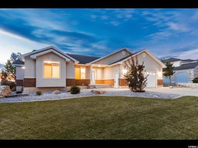Smithfield Single Family Home For Sale: 929 E Summit Dr N