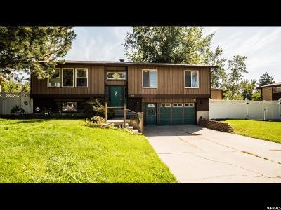 Sandy Single Family Home For Sale: 1404 E 8685 S