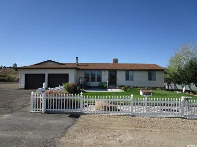 Wellington UT Single Family Home For Sale: $290,000