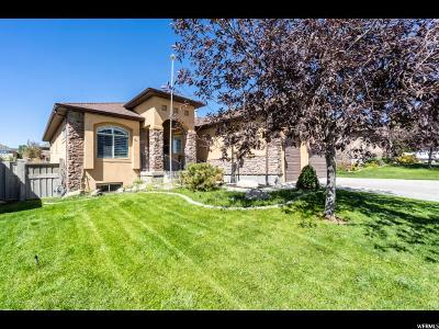 Eagle Mountain Single Family Home For Sale: 3869 E Clubhouse Ln N