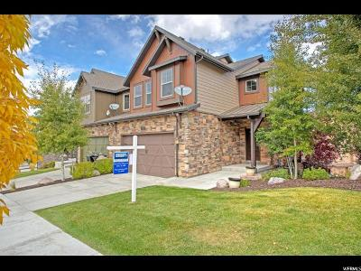 Wasatch County Single Family Home For Sale: 13282 N Alexis Dr