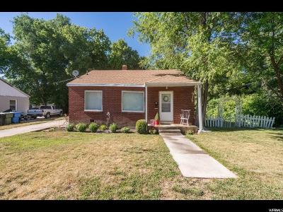 Logan Single Family Home For Sale: 759 E 100 N
