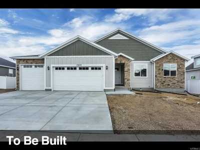 South Jordan Single Family Home For Sale: 10512 S 2775 W