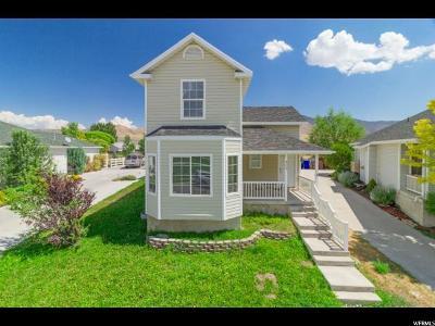Eagle Mountain Single Family Home For Sale: 4094 N East Pinion Cir