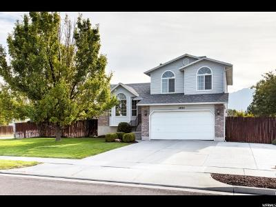 Riverton Single Family Home For Sale: 11935 S 3200 W