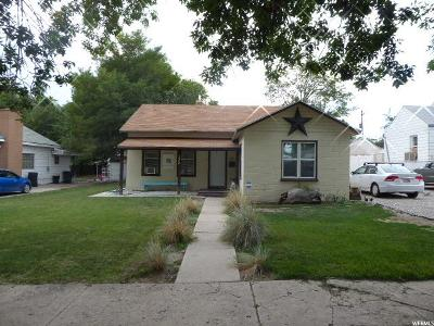 Price UT Single Family Home For Sale: $130,000