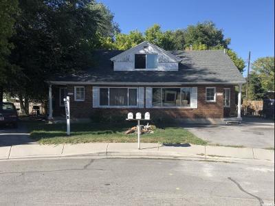 Salt Lake City Multi Family Home For Sale: 173 E Hermansen Cir S