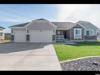 Spanish Fork Single Family Home For Sale: 1007 S 1400 E