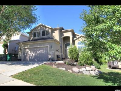 Sandy Single Family Home For Sale: 11671 S Hidden Village Dr E