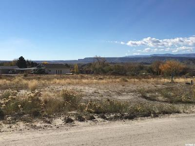 Carbon County, Emery County Residential Lots & Land For Sale: 1300 W 2360 N