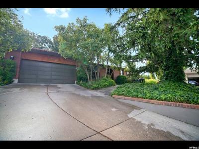 Salt Lake City Single Family Home For Sale: 1940 E Denise Dr