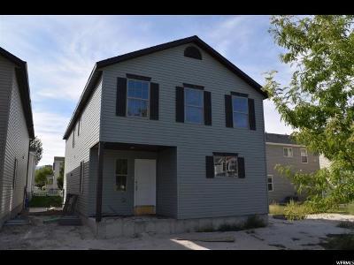 Eagle Mountain Single Family Home For Sale: 1805 E American Way #19