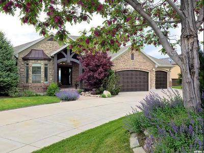 Draper Single Family Home For Sale: 1779 E Standing Oak Dr S
