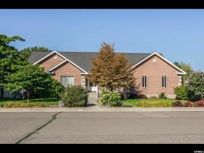 Mapleton Single Family Home For Sale: 1533 N 800 W
