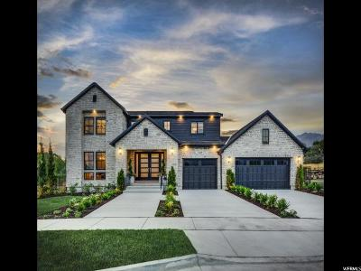 Cottonwood Heights UT Single Family Home For Sale: $1,350,000