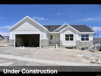 Eagle Mountain Single Family Home For Sale: 9672 N Spring Bridge St #308