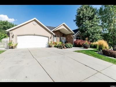 Lindon Single Family Home For Sale: 602 N 550 E