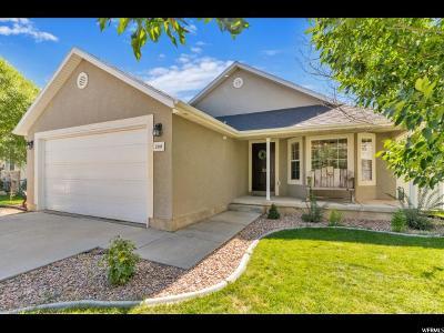 Spanish Fork Single Family Home For Sale: 2346 E 1170 S