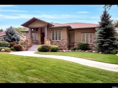 Holladay Single Family Home For Sale: 1932 E Charleston Ln
