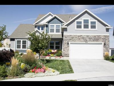Herriman Single Family Home For Sale: 5276 W Weatherford Ln #103