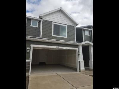 Saratoga Springs Townhouse For Sale: 438 S Pegasus Way #3034
