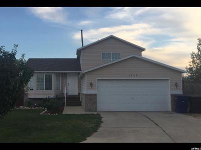 Salt Lake City Single Family Home For Sale: 5457 W Branbury Ct S
