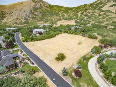 Salt Lake City Residential Lots & Land For Sale: 337 E Capitol Oaks Ln