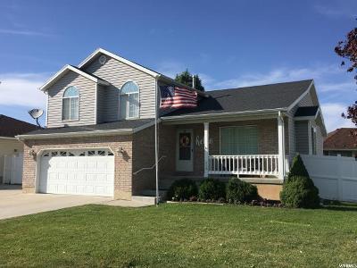 Spanish Fork Single Family Home For Sale: 1443 E 410 S