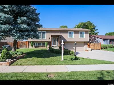 Sandy Single Family Home For Sale: 795 E 8125 S
