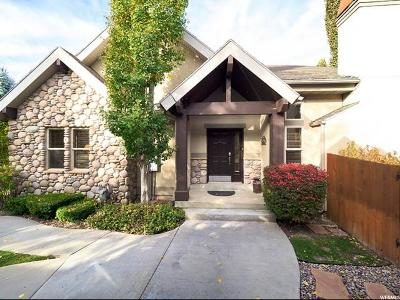 Cottonwood Heights UT Single Family Home For Sale: $729,000