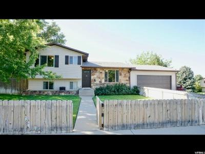 Orem Single Family Home For Sale: 957 W 130 N