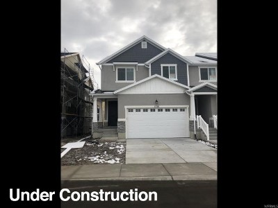 Lehi Townhouse For Sale: 1736 N 3720 W #1062