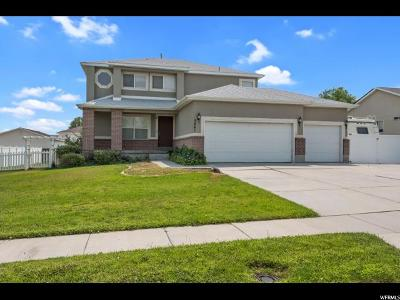 West Jordan UT Single Family Home For Sale: $425,900