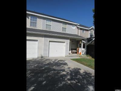 Draper Townhouse For Sale: 14254 S Daisyfield Dr E