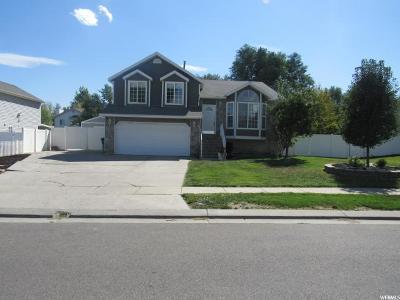 West Jordan Single Family Home For Sale: 3309 W 8475 S