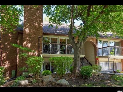 Sandy Condo For Sale: 1259 E Cottonwood Hills Dr S