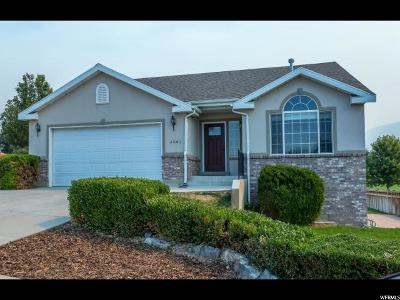 Springville Single Family Home For Sale: 2041 S Silverado Dr