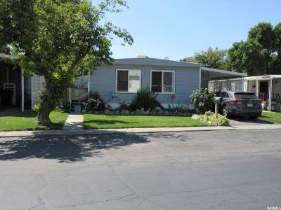 Holladay Single Family Home For Sale: 1250 E El Sendero Cir S
