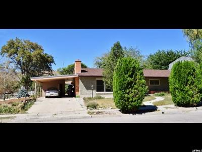 Price UT Single Family Home For Sale: $180,000