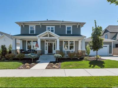 South Jordan Single Family Home For Sale: 10359 S Martings Dr W