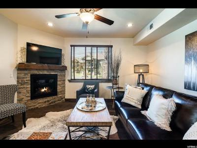 Wasatch County Condo For Sale: 14311 N Buck Horn Trl #A