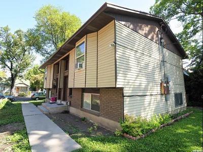 Salt Lake City Multi Family Home For Sale: 816 E Harrison Ave S