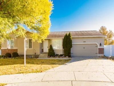 Herriman Single Family Home For Sale: 14103 S Charisma Ln