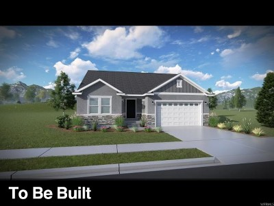 Lehi Single Family Home For Sale: 4071 W 1730 N #1108
